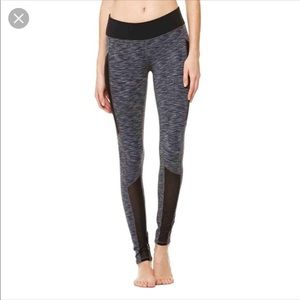 Alo Yoga Swift Leggings grey space dye